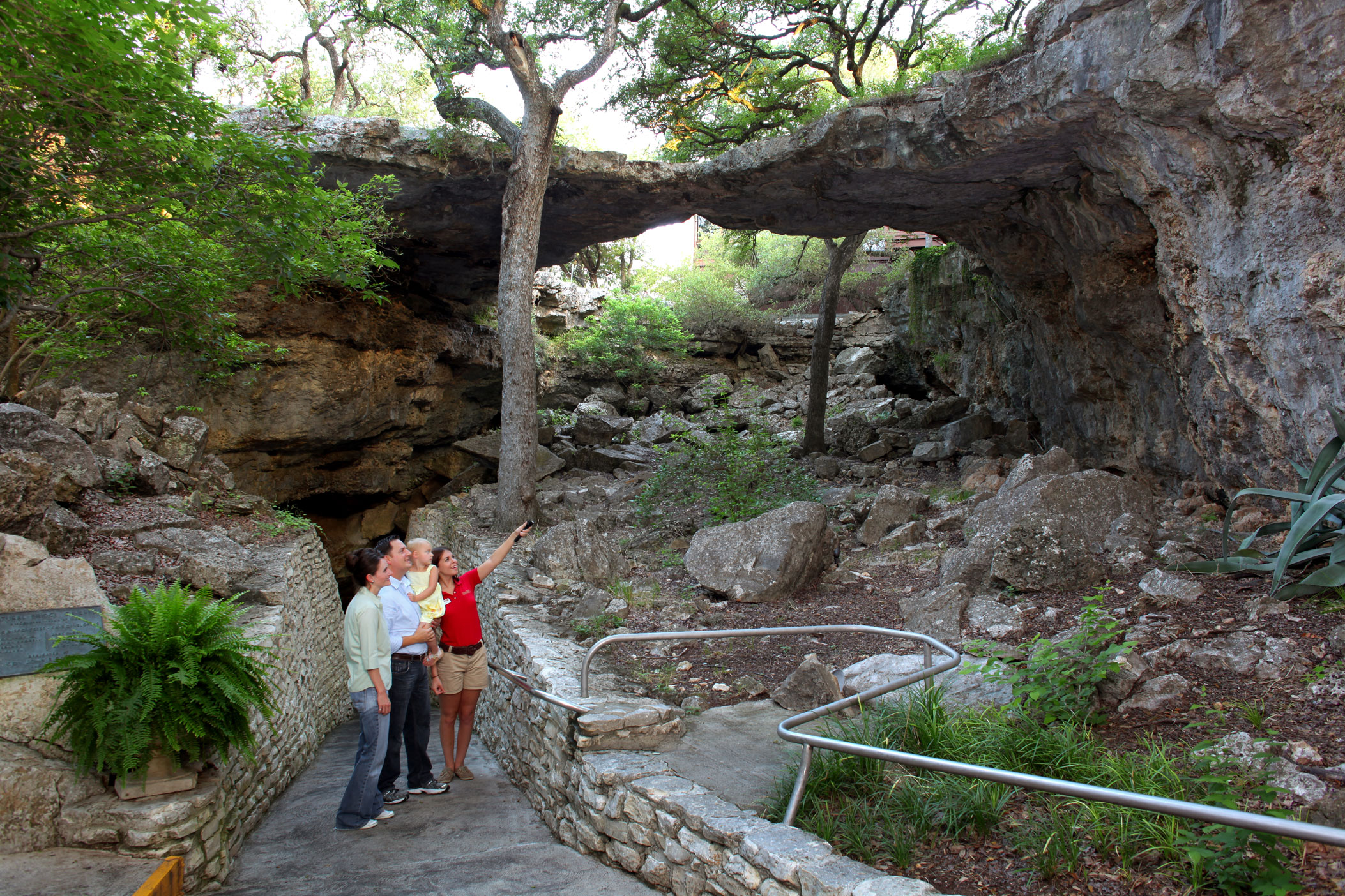 Photos for Media | Attractions in Texas | Natural Bridge Caverns