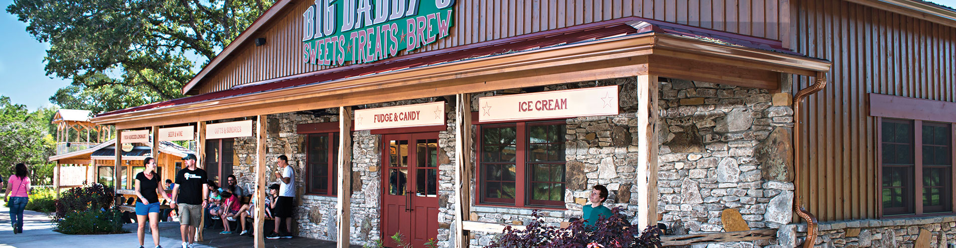 Big Daddy's Sweets Treats and Brew