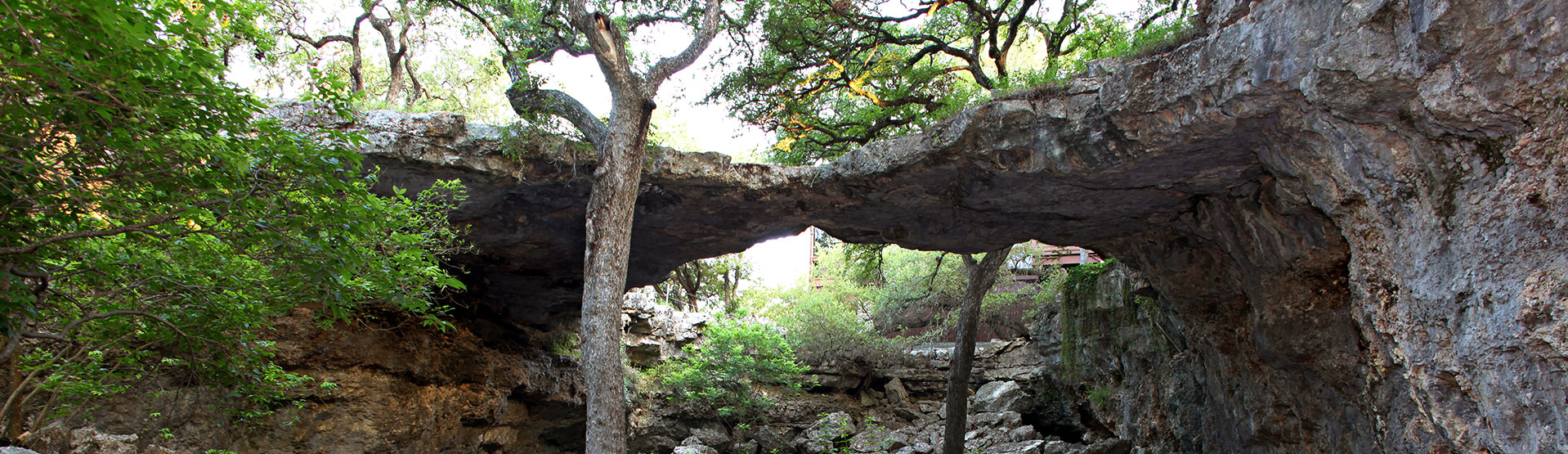 Rock Bridge Formation