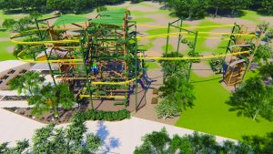 Twisted Trails Aerial