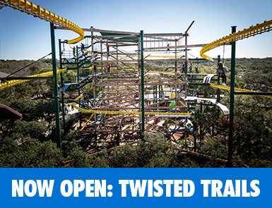 now open - twisted trails