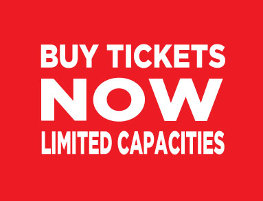Buy tickets now limited capacities Ad Banner| Natural Bridge Caverns