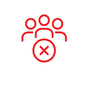 Limited Capacities Icon for COVID Protocols | Natural Bridge Caverns