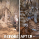 Before and After new dynamic lighting