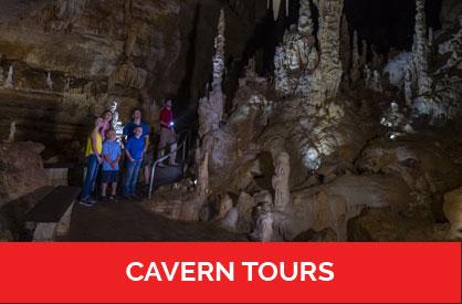Cavern Tours Ad | Natural Bridge Caverns
