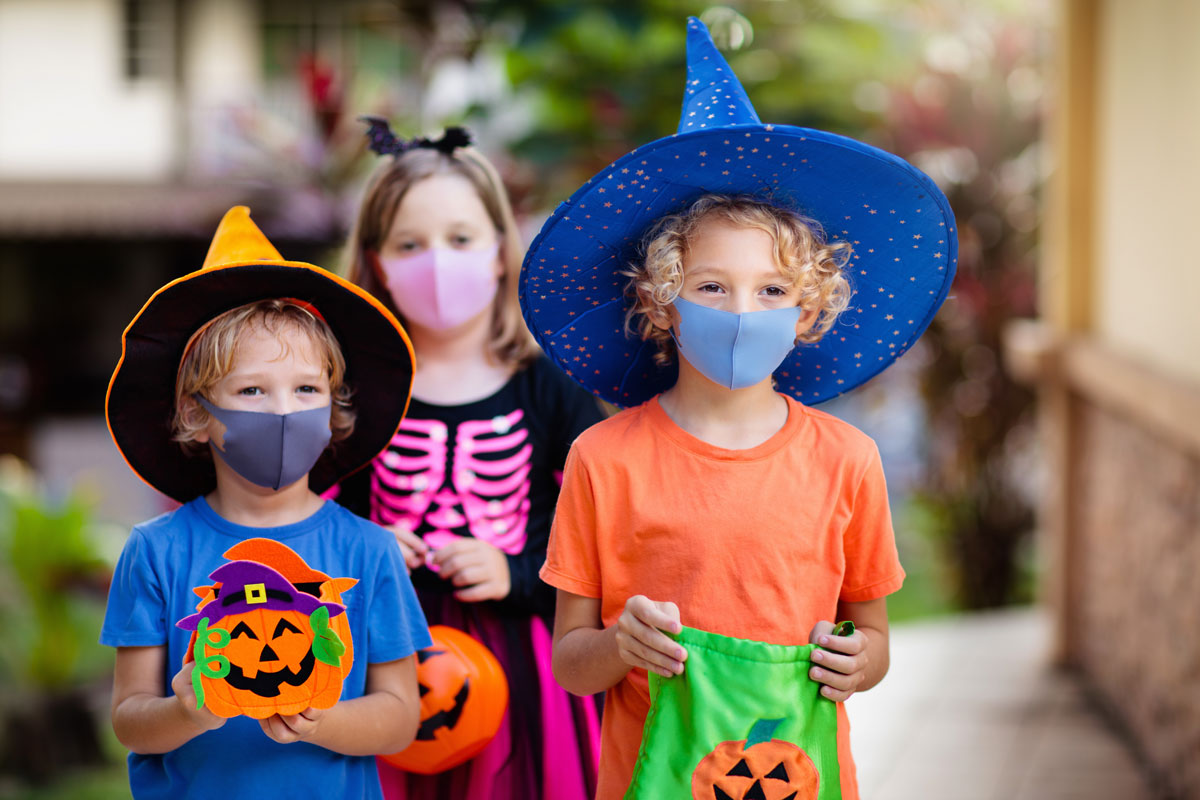 Kids Trick or Treating | Natural Bridge Caverns